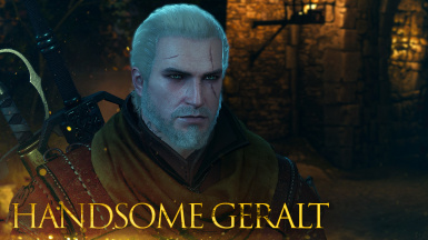 Handsome Geralt