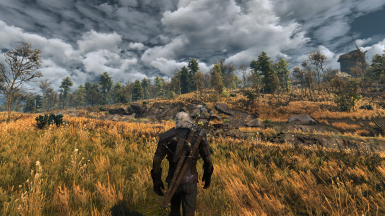 Custom Clouds and Weather at The Witcher 3 Nexus - Mods and