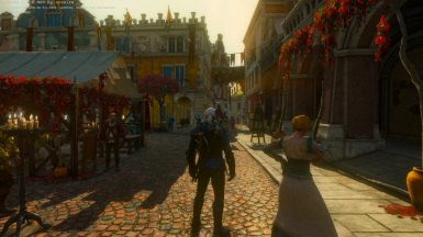 Evandre's subtile reshade (simple yellow tint remover)