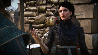 Appearance Project - Yennefer Edition