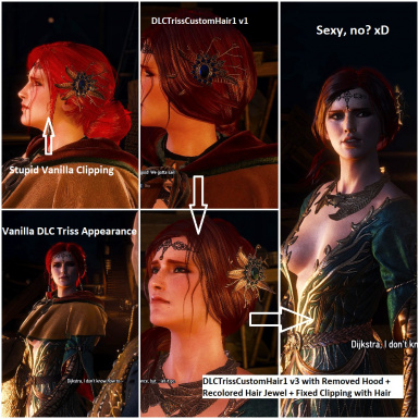 Realistically Improved Triss