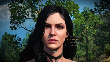 HQ Yennefer Eyes