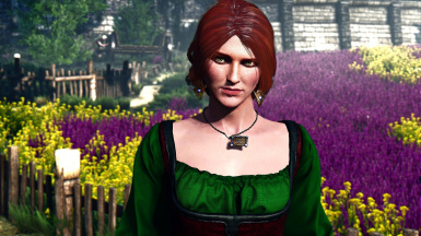 Stylish Triss Old Version