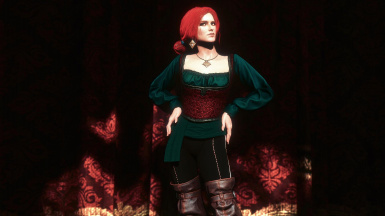 Stylish Triss Updated