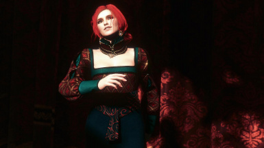 Stylish Triss Updated Party Dress