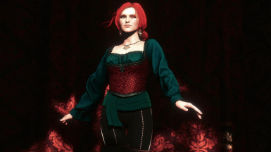 Stylish Triss