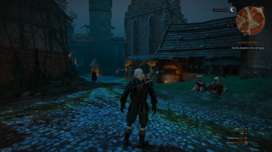 Witcher 3 Hairworks Performance Optimization - New Options