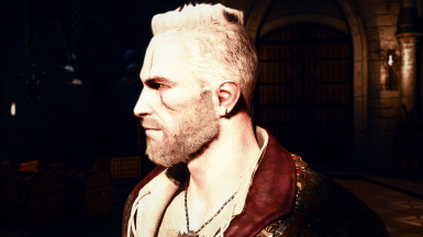 Witcher 3 Hair Styles: Stylish Hairstyles For Geralt At The Witcher 3 Nexus
