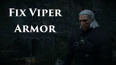 Fix Viper KM Armors