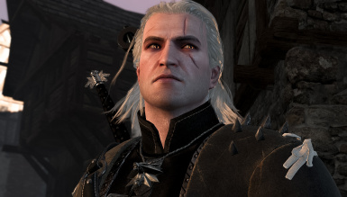 Love this mod for younger Geralt, thank you!!