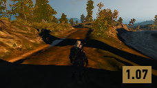 The Witcher 3 - Enhanced Save File in Velen
