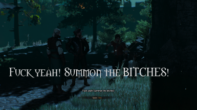The Witcher 3 all Voice Clips