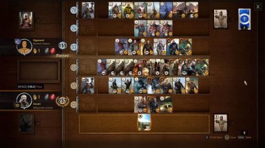 Immersive (TM) Gwent Store - W3EE Compatible