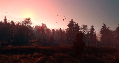 The Witcher 3 Enhanced - Reshade
