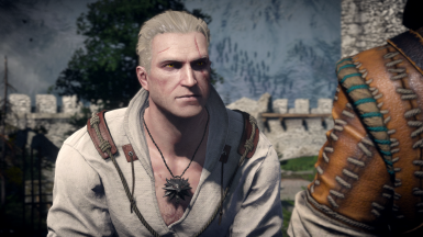 no geralt retex is really possible without a prologue pic