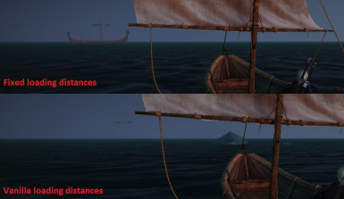 Boat Loading Distances Normalized