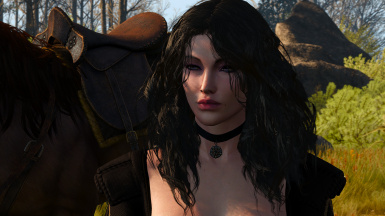 Yennefer Book Face