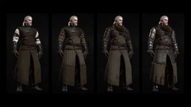 Concept Art Ursine Armor at The Witcher 3 Nexus - Mods and