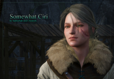 Somewhat Ciri