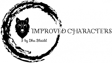 - Improved Characters -