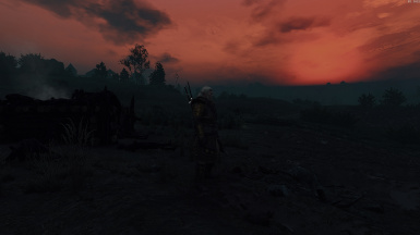 Quick Ghoul training done with Skellige gear (former skipped nests, Crows Perch)