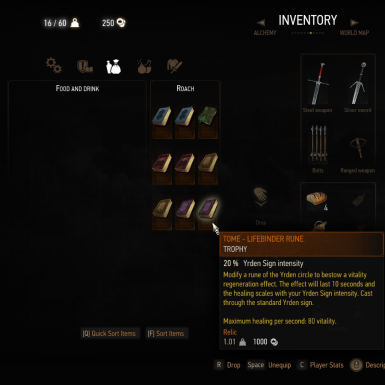 Spell Tomes DLC at The Witcher 3 Nexus - Mods and community