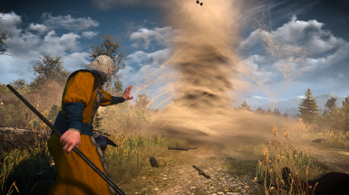 Magic Spells for Signs and Weapons at The Witcher 3 Nexus