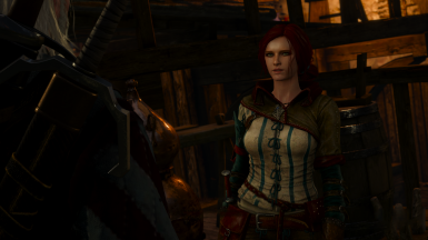Triss from the Witcher 2