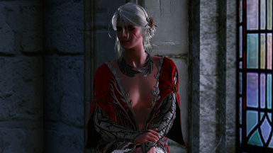 Ciri Additional Outfits (Both Player and NPC)