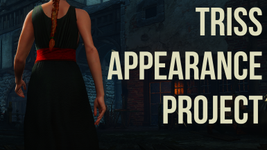 Triss Appearance Project WIP (Updated)