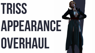 Triss Appearance Overhaul WIP