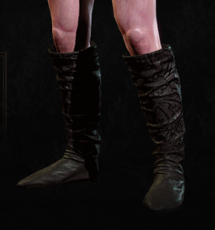Trapper's Boots
