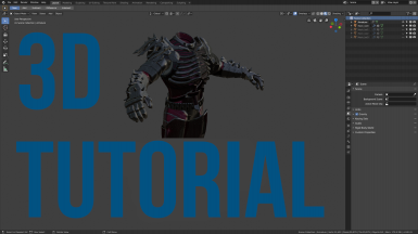 Beginners 3D Asset Modding Tutorial