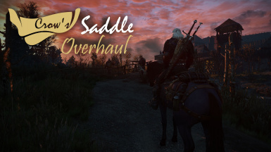 Crow's Saddle Overhaul