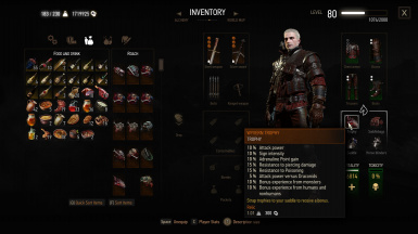 WorthyTrophies at The Witcher 3 Nexus - Mods and community