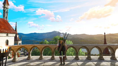 Mods of the month at The Witcher 3 Nexus - Mods and community