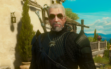 Glasses for Geralt