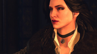 Yennefer's Minor Makeover