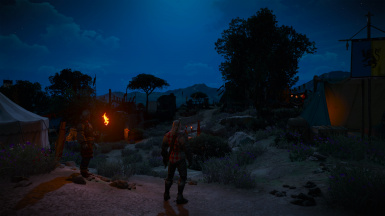 New nights inspired by A Night to Remember and RDR2