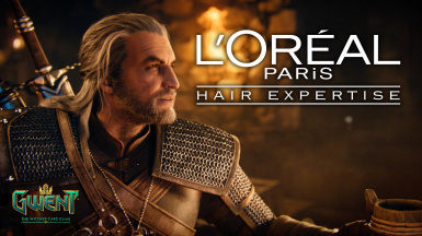 Hairworks LOD Increase and Physics Tweak -FIX-