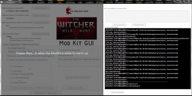 Mod Kit Gui for unpacking uncooking and Exporting Assets Now With oneClick DLC unpacking