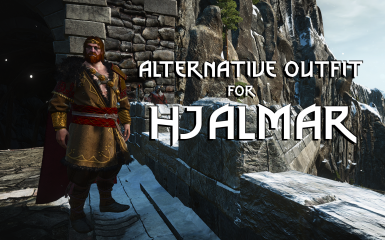 Alternative Outfit for Hjalmar