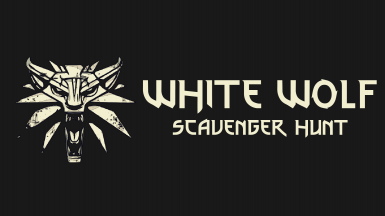 White Wolf Scavenger Hunt