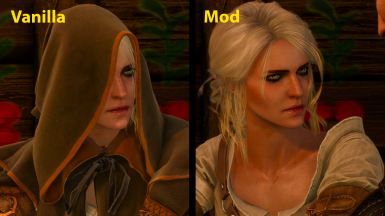 Hood Removal for Main Characters
