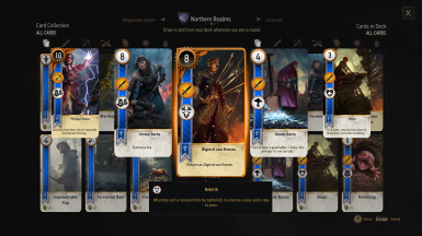 Northern Realms Deck Preview (1/2)
