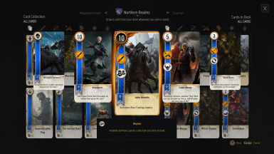 Northern Realms Deck Preview (2/2)