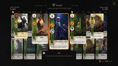 Scoia'tael Deck Preview (1/2)