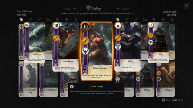 Skellige Deck Preview (1/2)