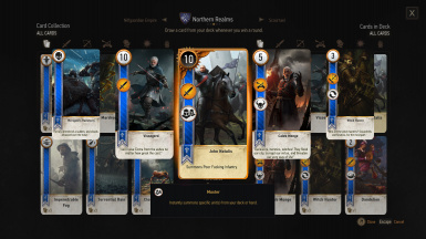 Northern Realms Deck (2/2)