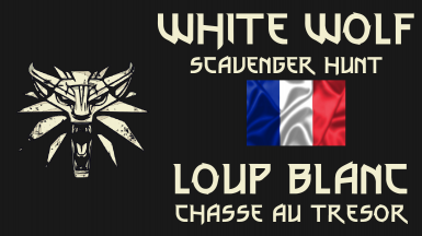 White Wolf Scavenger Hunt - French Translation